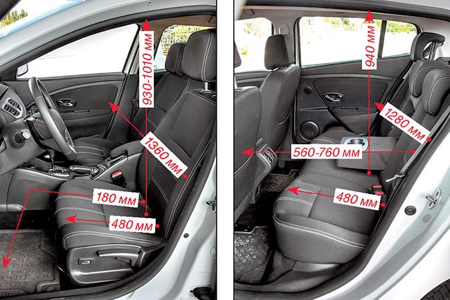 Сравнительный тест Citroen C4, Renault Megane, Volkswagen Golf