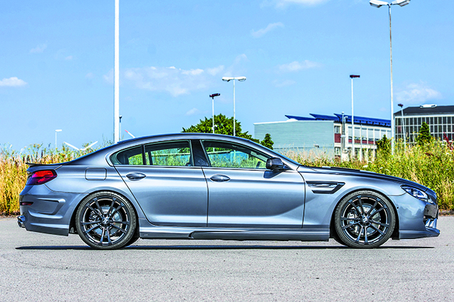 Тюнинг BMW 6 Gran Coupe