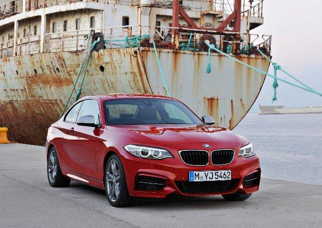 Новый BMW 2-Series
