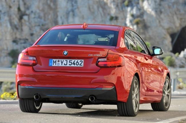 Новый BMW M235i