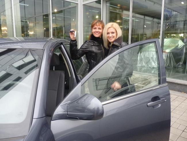 победители розыгрыша автомобилей Chery Е5