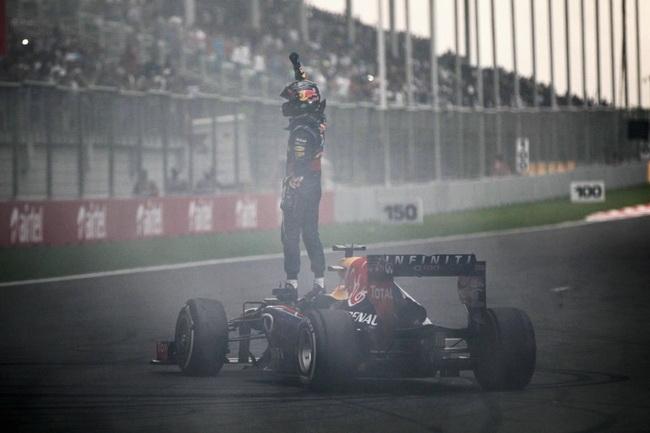 16-ый этап чемпионата мира Формулы-1 в Индии