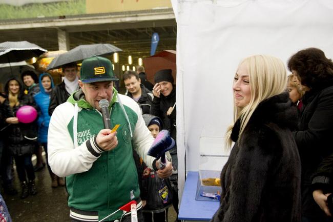 Спортивные мероприятия посвященные «Дню автомобилиста» в Харькове