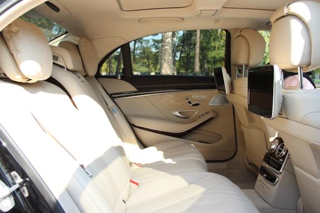 Новый Mercedes S-Class