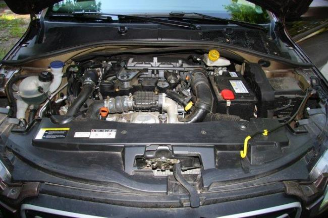 peugeot 301 фото дизельного двигателя