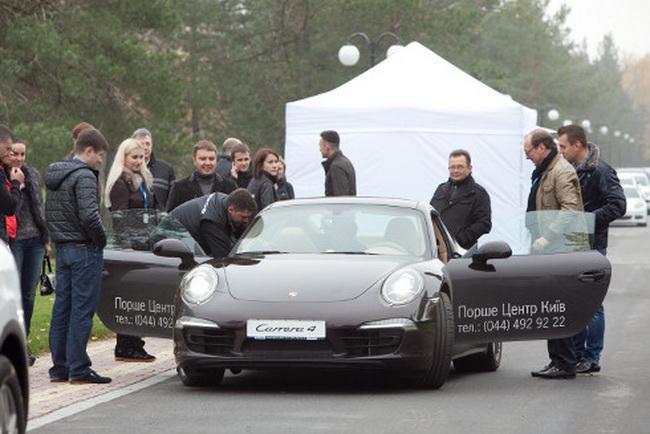 Сімейні вихідні у стилі Porsche