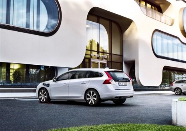 Моторы Volvo