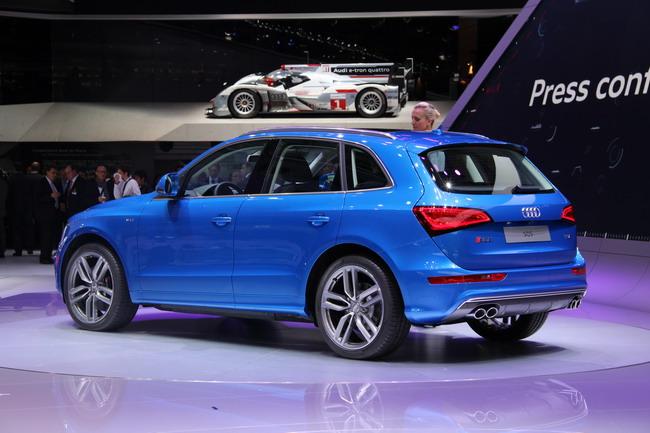 кроссовер Audi SQ5