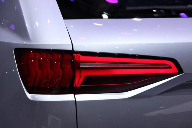 гибридный концепт Audi Crosslane Coupe