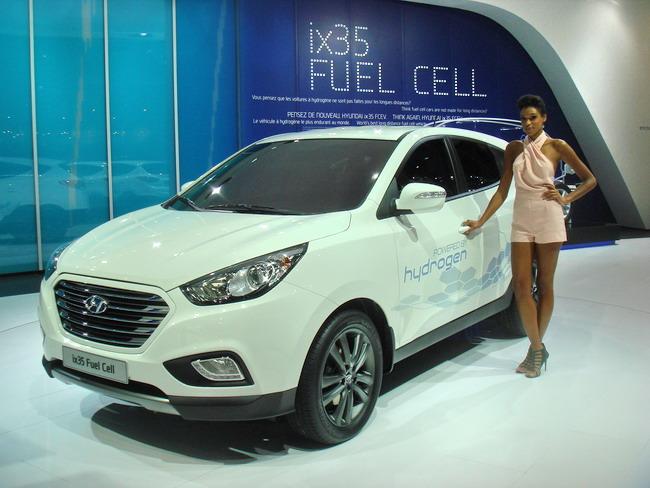 Парижский автосалон 2012: три премьеры от Hyundai