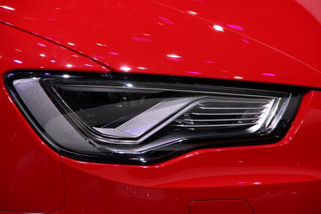 5-дверный хэтчбек Audi A3 Sportback