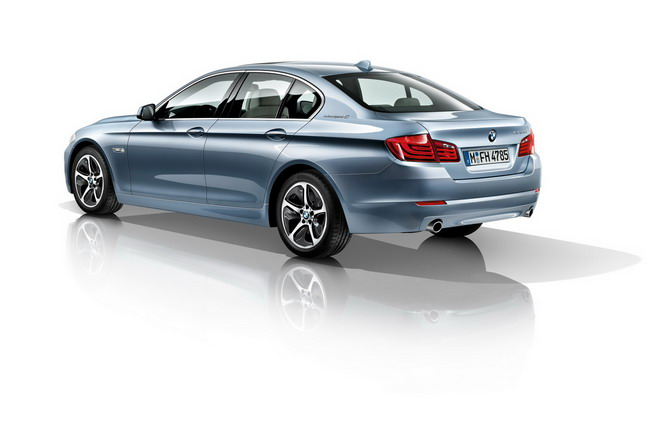 BMW 535i ActiveHybrid