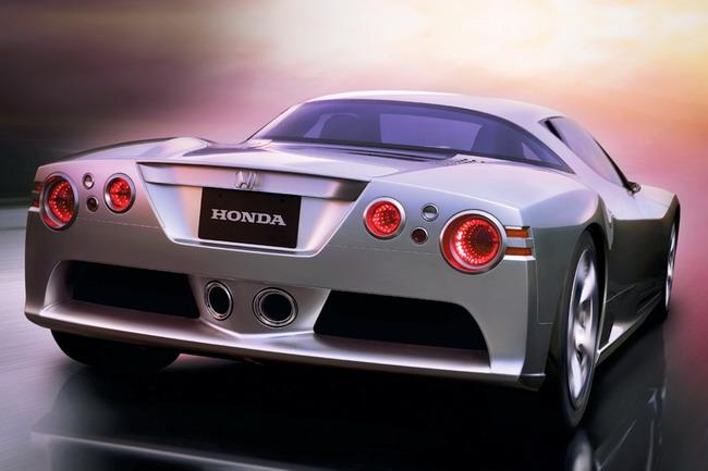 Honda возрождает NSX и Civic Type R