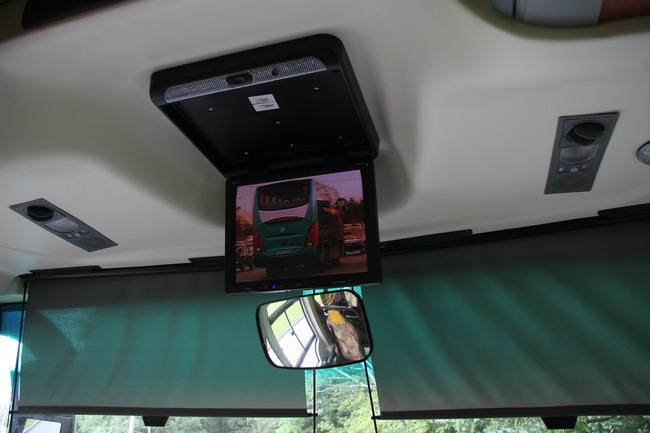 Испытываем автобус из Египта - MCV 500