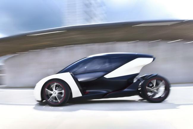 Франкфуртский автосалон 2011:  электрический концепт от Opel