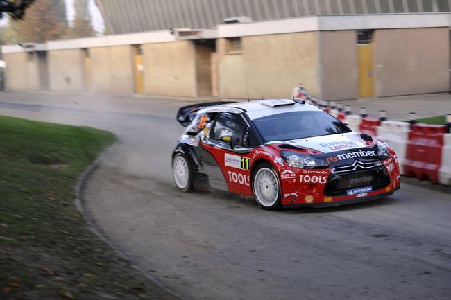 WRC, Ралли Франции: Петтер Солберг