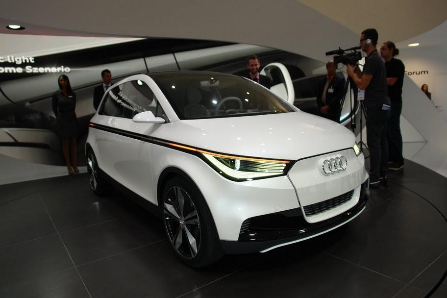 Вэйн Гриффитс: «Мы удвоим продажи Audi»