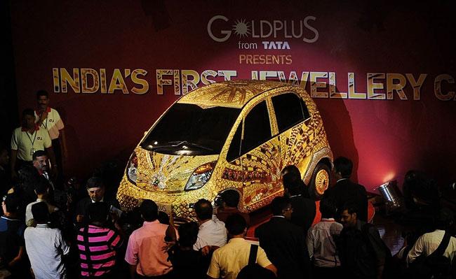 Tata Nano Gold Plus