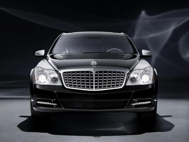 Maybach 57 S Edition 125!