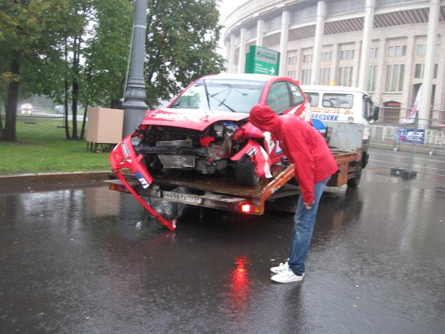 Гран При Москвы-2011, Михаил Грачев