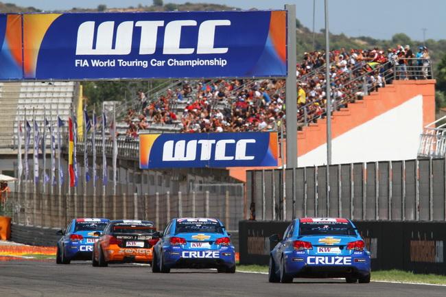 WTCC в Валенсии, Мюллер лидирует - Мешелитц пока второй