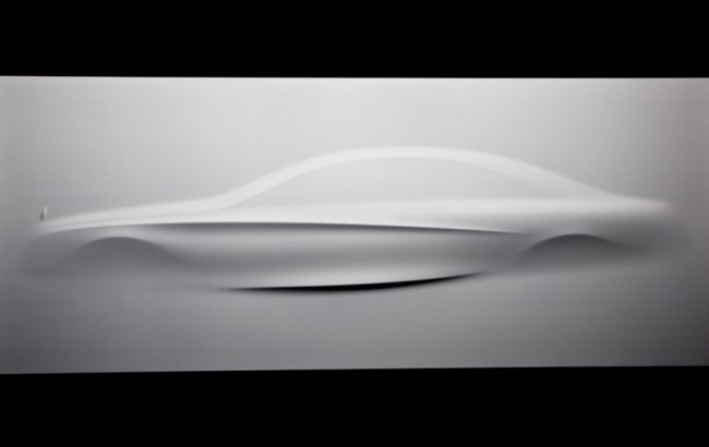 новое поколение Mercedes-Benz S-Сlass