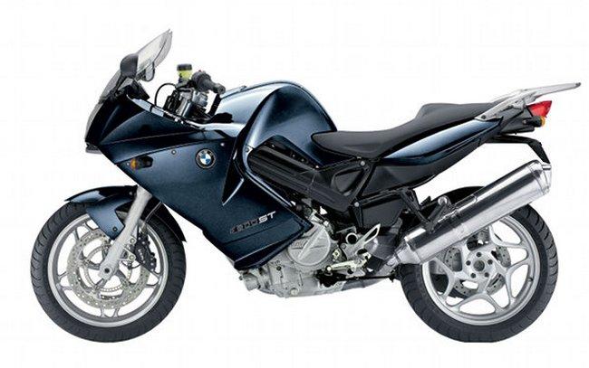Туристический мотоцикл BMW F800ST