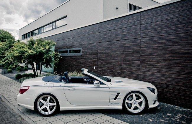 тюнинг Mercedes-Benz SL 500
