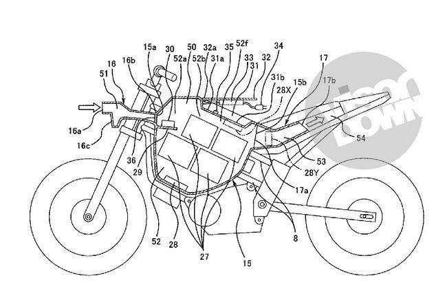 Электрические мотоциклы Kawasaki