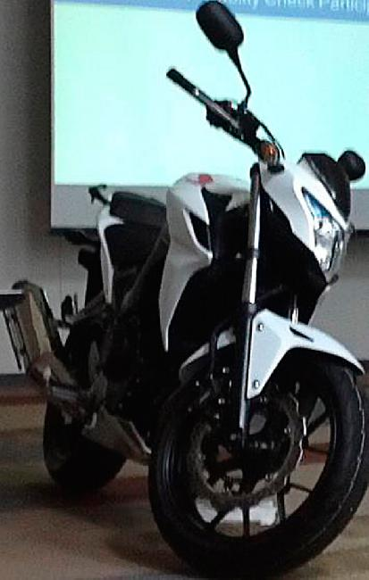 Компания Honda планирует выпустить новый спортбайк