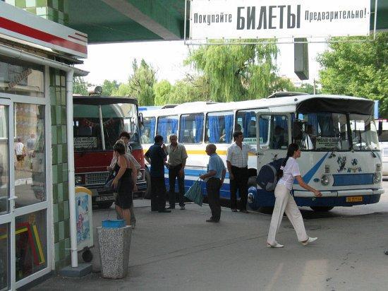 автобусы с тахографами
