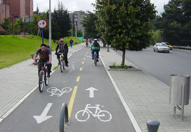 Новые велопаркови в Киеве