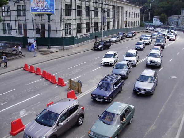 объезд реконструкции на Почтовой площади