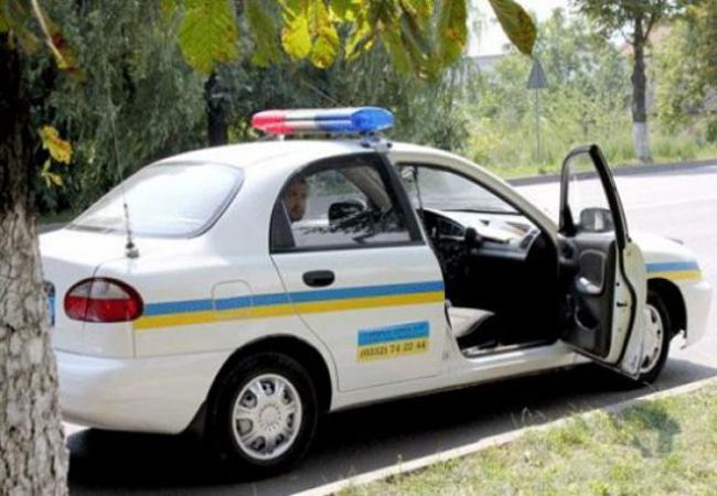 милиция задержала угонщиков авто