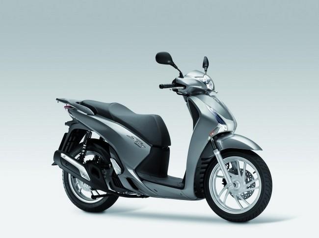 Экономичные скутеры Honda