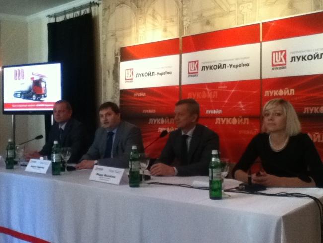 Компания «Лукойл-Украина» за ближайшие пять лет инвестирует в сеть своих АЗС 100 миллионов долларов
