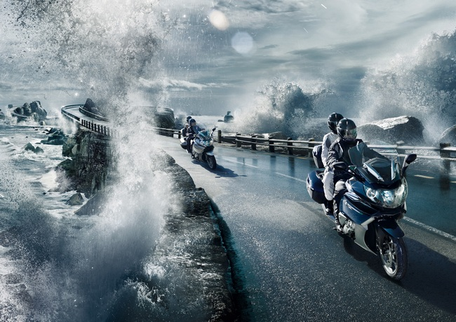 Продажи мотоциклов BMW