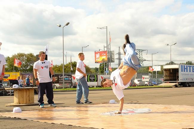 Чемпионат по стантрайдингу MOL Stunt Fest 2012