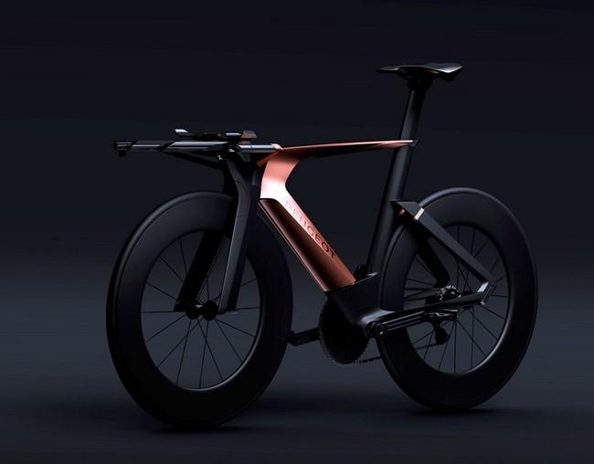 Трицикл Onyx Supertrike