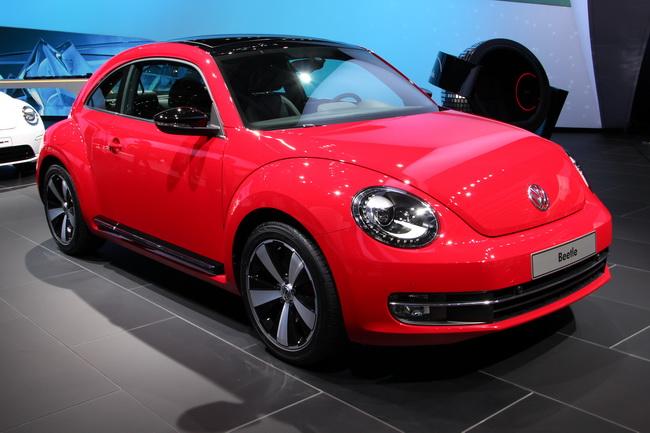 Московский автосалон 2012: пять новинок от Volkswagen
