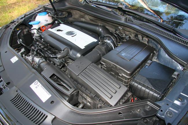 тест-драйв VW Eos