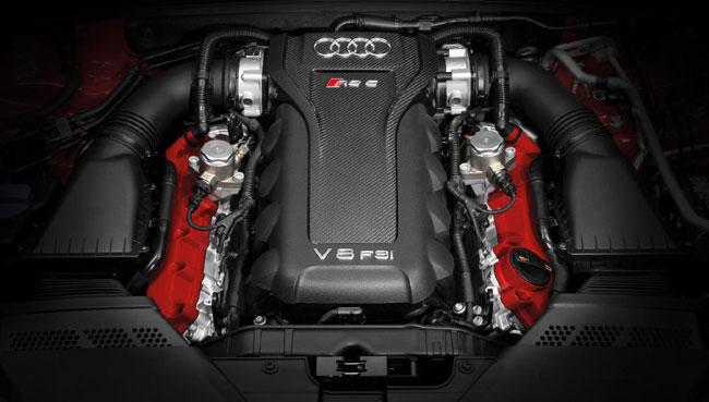 кабриолет Audi RS5