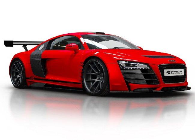 Audi R8 от тюнинг-ателье Prior Design
