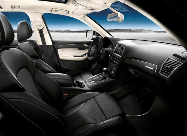Париж 2012: новый Audi SQ5 TDI
