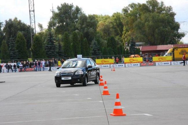 Лучший водитель Украины