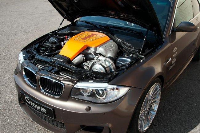 самое быстрое в мире купе BMW 1 Series