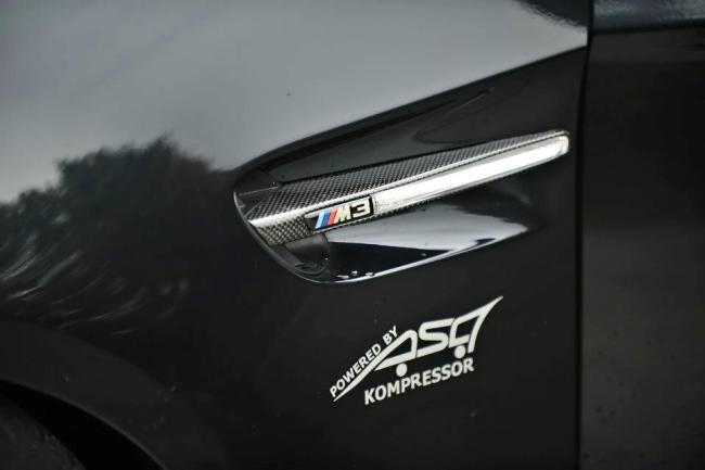 купе BMW M3 от тюнинг-ателье G-Power