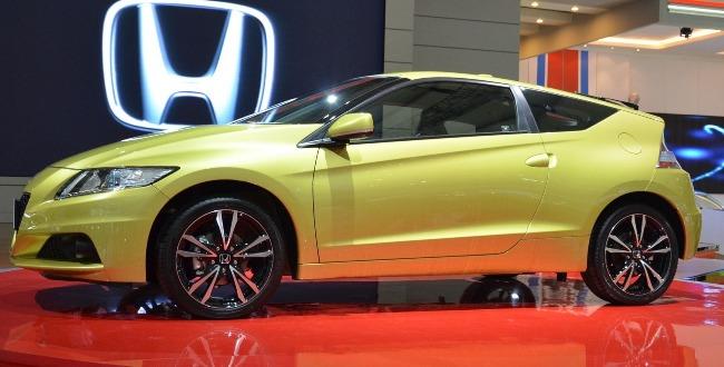 Новый Honda CR-Z