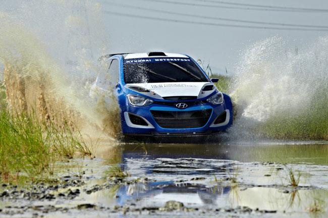 Hyundai возвращается в чемпионат мира по ралли
