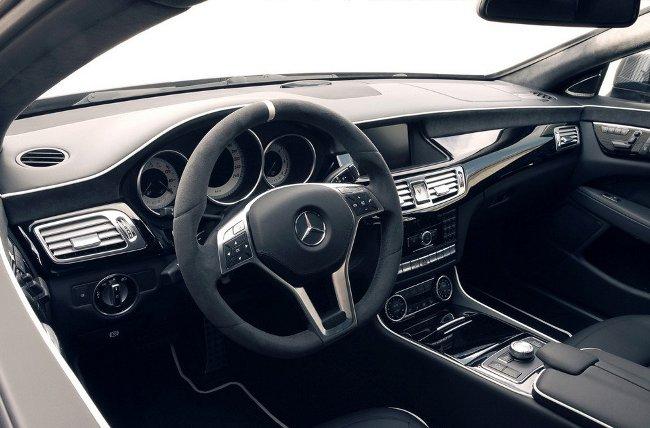 Тюнингованный Mercedes-Benz CLS 63 AMG от Kicherer